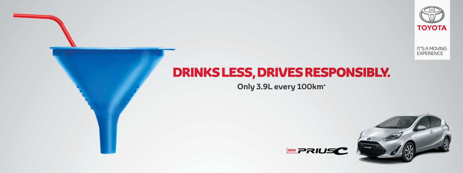 Prius C   Toyota Mauritius