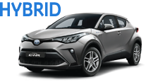 c-hr-hybrid - Toyota Mauritius