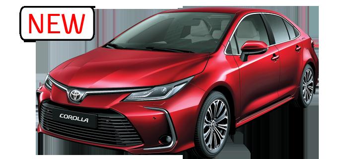 Corolla 2020 - Toyota Mauritius