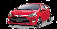 Agya - Toyota Mauritius