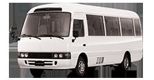 Coaster - Toyota Mauritius