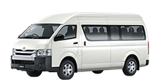 Hiace (Panel/Glass) - Toyota Mauritius