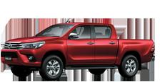 Toyota Hilux GD - Toyota Mauritius