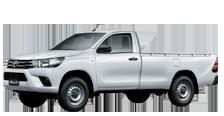 HILUX Single Cab - Toyota Mauritius